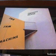 Discos de vinilo: MAXI SINGLE. THE JAM MACHINE. GRAFFITY HOUSE. 1988, ESPAÑA. Lote 165354546