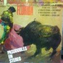 Discos de vinilo: ORQUESTA FLORIDA -PASODOBLES EN STEREO . Lote 165357558