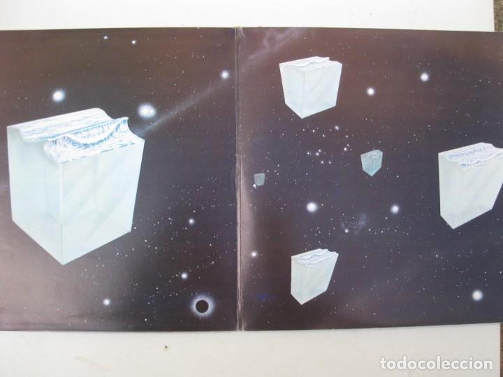 Discos de vinilo: LP - BLOQUE - HOMBRE, TIERRA Y ALMA - CHAPA DISCOS - AÑO 1979. - Foto 2 - 165359954