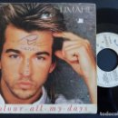 Discos de vinilo: LIMAHL - COLOUR ALL MY DAYS + LOVE WILL TEAR THE SOUL - SINGLE PROMOCIONAL 1986 - EMI. Lote 165360874