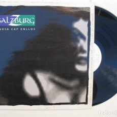 Discos de vinilo: LP - SALZBURG - CURSA CAP ENLLOC - PICAP - AÑO 1992.. Lote 165362210