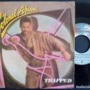 Discos de vinilo: CORONEL ABRAMS - TRAPPED - SINGLE 1985 - MCA *PEDIDO MIN. 5€*. Lote 165362826