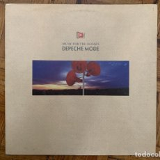 Discos de vinilo: DEPECHE MODE ?– MUSIC FOR THE MASSES SELLO: MUTE ?– 70536, VIRGIN ?– 70536 FORMATO: VINYL, LP. Lote 165364290