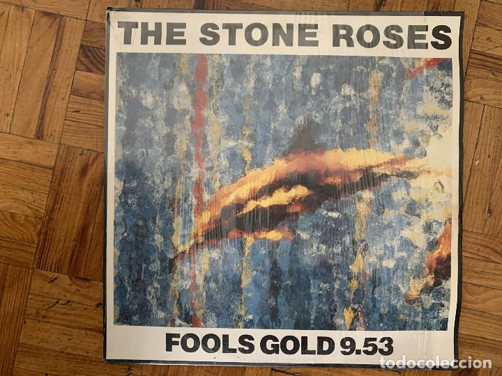 Discos de vinilo: The Stone Roses ?– What The World Is Waiting For Sello: Silvertone Records ?– ORE T 13 - Foto 1 - 165365642