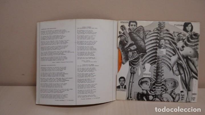 Discos de vinilo: FRANCESC PI DE LA SERRA - PASSEJANT PER BARCELONA -NO M,AGRADA LA CARA QUE FAS - DISCOPHON 1970 - Foto 2 - 165367974