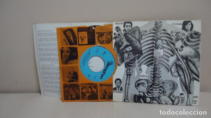 Discos de vinilo: FRANCESC PI DE LA SERRA - PASSEJANT PER BARCELONA -NO M,AGRADA LA CARA QUE FAS - DISCOPHON 1970 - Foto 3 - 165367974