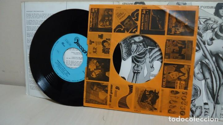 Discos de vinilo: FRANCESC PI DE LA SERRA - PASSEJANT PER BARCELONA -NO M,AGRADA LA CARA QUE FAS - DISCOPHON 1970 - Foto 5 - 165367974
