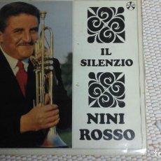 Discos de vinilo: NINI ROSSO. Lote 165375846