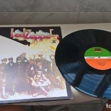 Discos de vinilo: MUSICA LP: LED ZEPPELIN II. EDICION UK DE 1971. ESPECTACULARMENTE NUEVO (ABLN). Lote 165380994