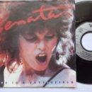 Discos de vinilo: PAT BENATAR - LOVE IS A BATTLEFIELD / HELL IS FOR CHILDREN - SINGLE ALEMAN 1983 - CHRYSALIS. Lote 165386506