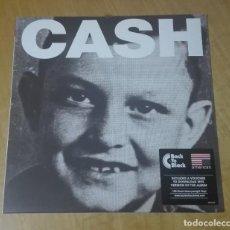 Discos de vinilo: JOHNNY CASH - AMERICAN VI: AIN'T NO GRAVE (LP 2010, BACK TO BLACK 0600753441671) PRECINTADO. Lote 165389434