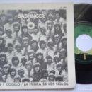 Discos de vinilo: BADFINGER - VEN Y COGELO / ROCK OF ALL AGES - SINGLE 1970 - APPLE - BEATLES. Lote 165390046