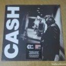 Discos de vinilo: JOHNNY CASH - AMERICAN III: SOLITARY MAN (LP 2000, BACK TO BLACK 0600753441701) PRECINTADO. Lote 165390418