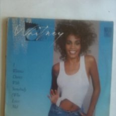 Discos de vinilo: WHITNEY HOUSTON I WANNA DANCE WITH SOMEBODY . Lote 165396962