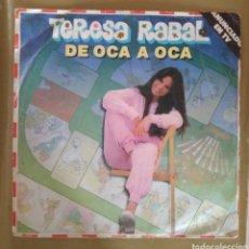 Discos de vinilo: TERESA RABAL - DE OCA A OCA. Lote 165402596