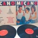 Discos de vinilo: MUSICA DOBLE LP: MECANO - 20 GRANDES CANCIONES. EDITA CBS EN 1989 (ABLN). Lote 165415362