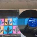 Discos de vinilo: MUSICA LP: EJERCICIOS PARA DESPUES DEL PARTO. DR. AGUIRRE DE CARCER. ED. 1965. MUY DIFICIL (ABLN). Lote 165415818