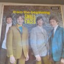 Discos de vinilo: MUSICA LP: SMALL FACES FROM THE BEGINNING. DECCA 1967. SOLO PORTADA (ABLN). Lote 165415862