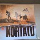Discos de vinilo: MUSICA LP: KORTATU - EL ESTADO DE LAS COSAS. SOLO ENCARTE (ABLN). Lote 165415954