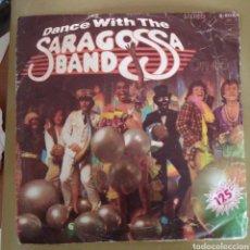 Discos de vinilo: SARAGOSSA BAND - DANCE WITH THE SARAGOSSA BAND. Lote 165419934