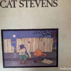 Discos de vinilo: CAT STEVENS ?– TEASER AND THE FIRECAT SELLO: ISLAND RECORDS ?– 6396 006, ISLAND RECORDS ?– 6 396 00. Lote 165441630