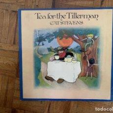 Discos de vinilo: CAT STEVENS ?– TEA FOR THE TILLERMAN SELLO: ISLAND RECORDS ?– 6339 020 FORMATO: VINYL, LP, ALBUM . Lote 165458194