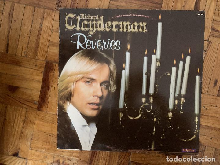 RICHARD CLAYDERMAN ?– RÊVERIES SELLO: DELPHINE ?– 700 036, DELPHINE ?– DEL 700036 FORMATO: VINYL (Música - Discos - LP Vinilo - Clásica, Ópera, Zarzuela y Marchas)
