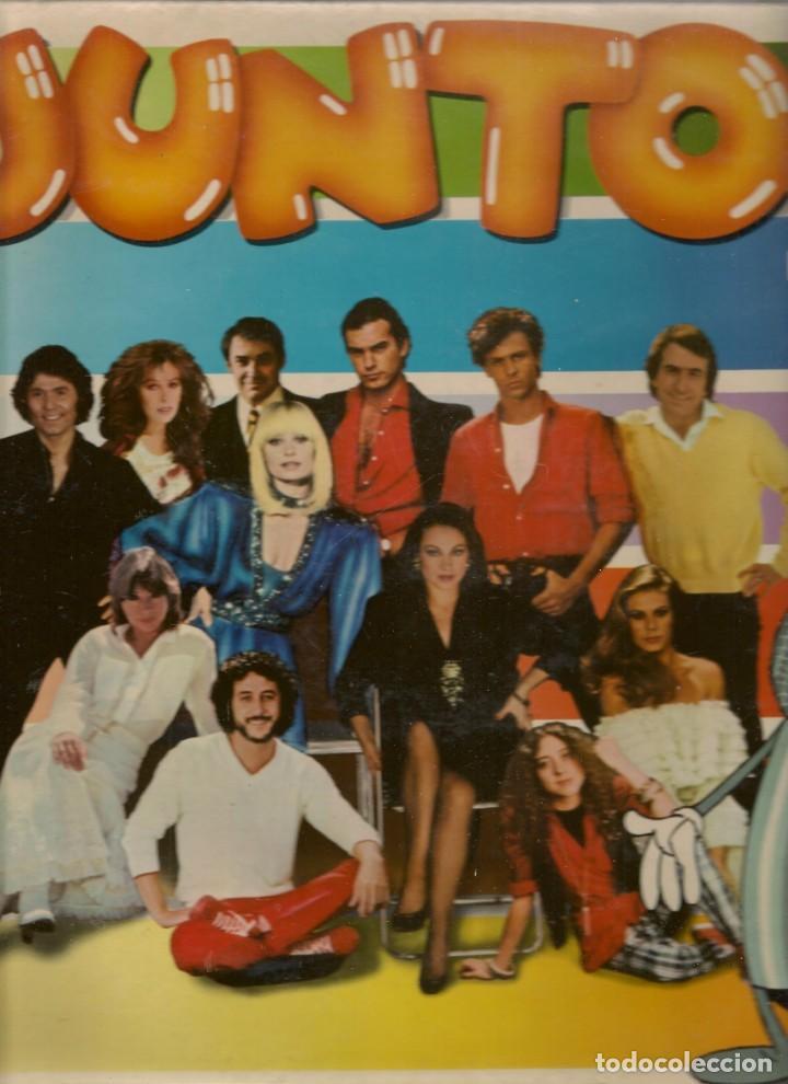 LP. JUNTOS. HISPAVOX. (P/B72) (Música - Discos - LP Vinilo - Otros estilos)