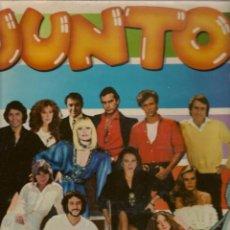 Discos de vinilo: LP. JUNTOS. HISPAVOX. (P/B72). Lote 165464702