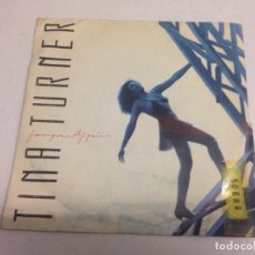 Discos de vinilo: TINA TURNER – FOREIGN AFFAIR . Lote 165468046