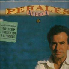 Discos de vinilo: LP. PERALES. AMÉRICA. (P/B72). Lote 165469510