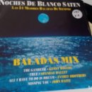 Discos de vinilo: SINGLE (VINILO)-PROMOCION- DE NOCHES DE BLANCO SATEN AÑOS 80. Lote 165479838
