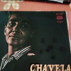 Discos de vinilo: CHAVELA VARGAS. Lote 165489984