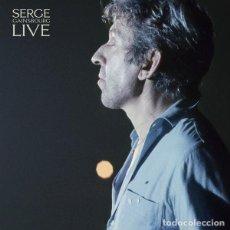 Discos de vinilo: SERGE GAINSBOURG – LIVE SELLO: PHILIPS – 4747000 SERIE: BACK TO BLACK – FORMATO: 3 × VINYL, LP. Lote 165492954