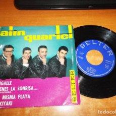 Discos de vinilo: LATIN QUARTET PIGALLE EP VINILO DEL AÑO 1965 BELTER CONTIENE 4 TEMAS. Lote 165503662