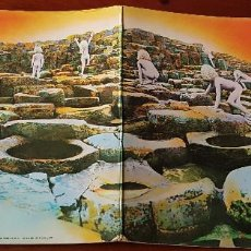 Discos de vinilo: LED ZEPPELIN - HOUSES OF THE HOLY PRIMERA EDICION 1973. Lote 165504210