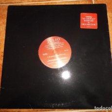 Discos de vinilo: JULIO IGLESIAS EL CHOCLO REMIXES HEX HECTOR MAXI SINGLE VINILO PROMO USA AÑO 1997 CONTIENE 5 TEMAS. Lote 165512910