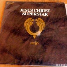 Discos de vinilo: LP - MCA - JESUS CHRIST SUPERSTAR. Lote 165521678
