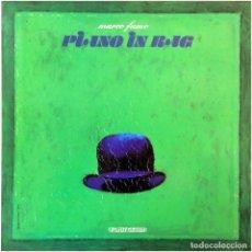 Discos de vinilo: MARCO FUMO – PIANO IN RAG - LP ITALIA 1983 - FONIT CETRA FDM 0004. Lote 165527386
