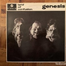 Discos de vinilo: GENESIS ?– LAND OF CONFUSION SELLO: VIRGIN ?– GENS 3-12 FORMATO: VINYL, 12 , 45 RPM, SINGLE . Lote 165527682