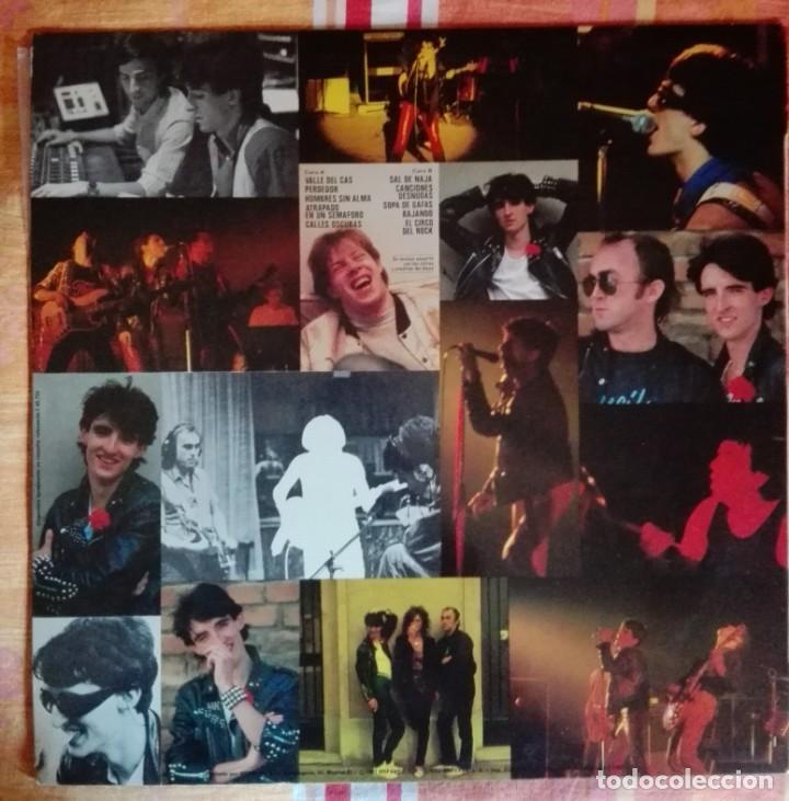 Discos de vinilo: RAMONCÍN - CORTA (LP) - ORIGINAL DE 1982 - S 60.754 - Foto 2 - 165532850