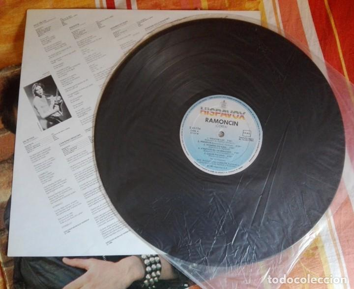 Discos de vinilo: RAMONCÍN - CORTA (LP) - ORIGINAL DE 1982 - S 60.754 - Foto 3 - 165532850