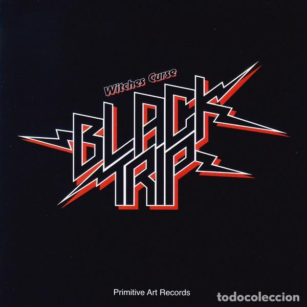 Discos de vinilo: Black Trip - Tvá? ?ábla - 7 [Primitive Art Records, 2012] - Foto 3 - 165541154