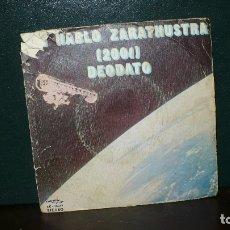 Discos de vinilo: EUMIR DEODATO - ASI HABLÓ ZARATHUSTRA (2001), ESPÍRITU DE VERANO, ACCIÓN, 1973.. Lote 165541970