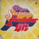 Discos de vinilo: LOS VALLDEMOSA(FUNDADOR) -YELLOW BIRD, ISLAND IN THE SUN, OJOS DE ESPAÑA, MONSIEUR DUPONT 1969. Lote 165552730