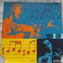 Discos de vinilo: MIGUEL RAMOS Y SU ORGANO (FUNDADOR)- HOY DARIA YO LA VIDA, MAMY BLUE, COCO, LOS REYES MAGOS 1972. Lote 165553146