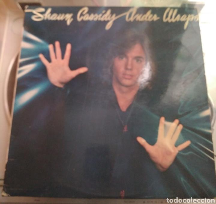 SHAUN CASSIDY - UNDER WRAPS (Música - Discos - LP Vinilo - Pop - Rock - New Wave Extranjero de los 80)