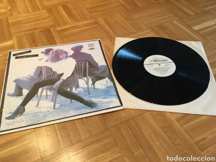 LP TINA TURNER (Música - Discos - LP Vinilo - Pop - Rock - Extranjero de los 70)
