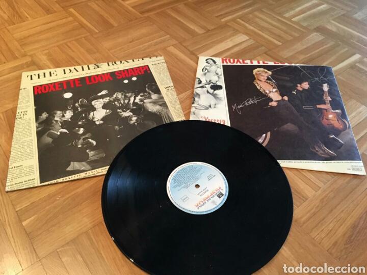 LP ROXETTE (Música - Discos - LP Vinilo - Pop - Rock - New Wave Extranjero de los 80)