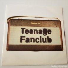 Discos de vinilo: TEENAGE FANCLUB- RADIO - SPAIN PROMO SINGLE 1991 - COMO NUEVO.. Lote 199575101